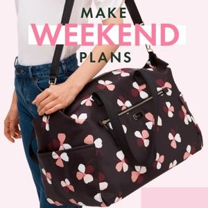 Kate Spade Duffle Bag-Multiple Color Options